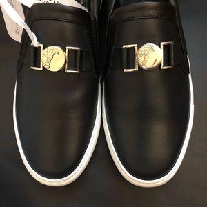 Black Versace Sneakers